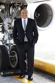 TAV Havalimanları İcra Kurulu Başkanı M. Sani Şener