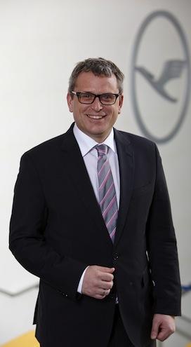 Lufthansa Türkiye Genel Müdürü Stefan Löcherbach