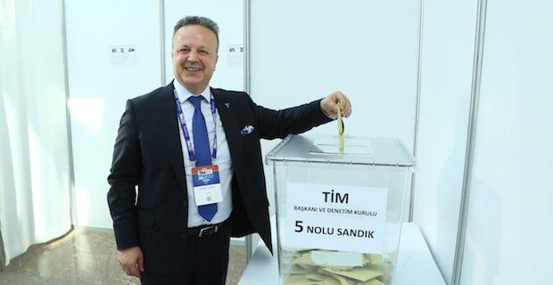 İhracatçıların yeni başkanı İsmail Gülle