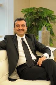 Vefa Holding İcra Kurulu Başkanı Turan Koçyiğit