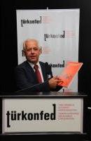 Türk Girişim ve İş Dünyası Konfederasyonu (TÜRKONFED) Başkanı Süleyman Onatça