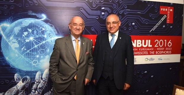 Forum İstanbul 2016 Türkiye'nin 2023 vizyonuna odaklanıyor