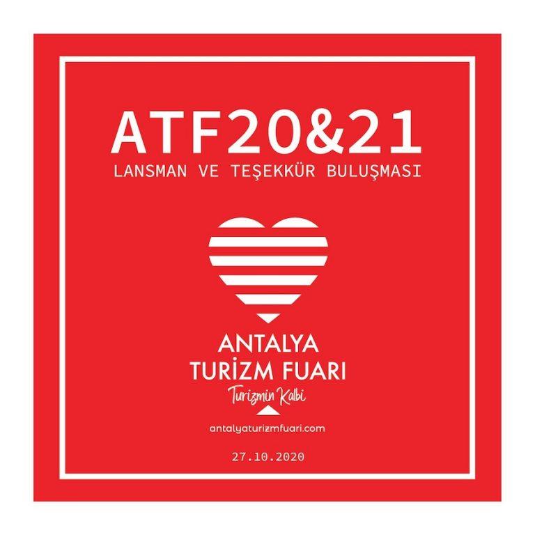 ATF'den Türk Turizmine Söz Verdiği Hizmet
