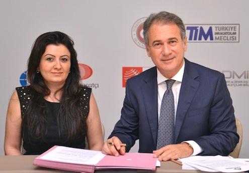 MAPP Yürütme Kurulu Başkanı Bülent Aymen, TTO temsilcileri ile işbirliği protokolü imzaladı.