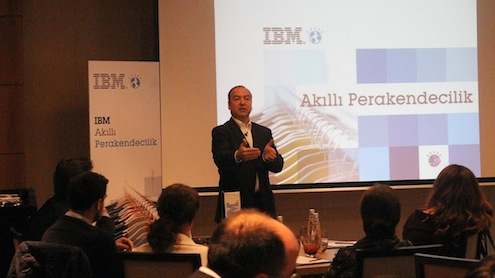 CarrefourSA CEO'su Mehmet T. Nane
