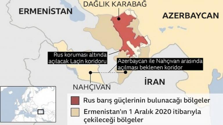 Azerbaycan ve Nahçıvan arasındaki koridor Tahran'ı endişelendiriyor: Türk ülkeleri arasındaki ticarette kavşak olan İran bu özelliğini yitirebilir