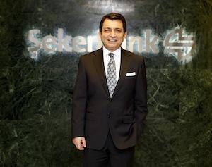 Şekerbank T.A.Ş. Genel Müdürü Halit Yıldız