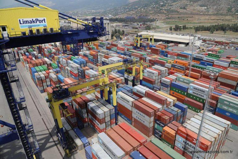 Dış ticaret açığı Ekim'de 2.37 milyar dolar oldu