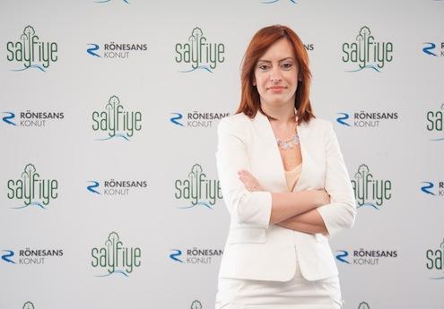 Rönesans Gayrimenkul Yatırım Genel Müdür Yardımcısı Işıl Dinçer