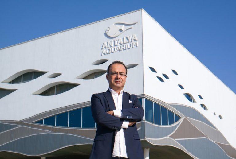 Antalya Akvaryum Genel Müdürü İsmail Arık: 2021 MAYIS AYINA ULAŞABİLMEK BİRİNCİ HEDEFİMİZ