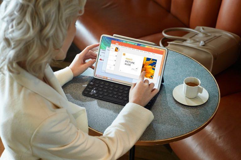 HUAWEI, MatePad Pro 5G ile yaratıcılığı yeniden tanımlıyor