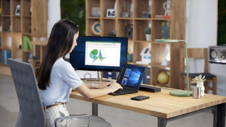 Teams ve sanal masaüstü ile evden güvenli çalışın