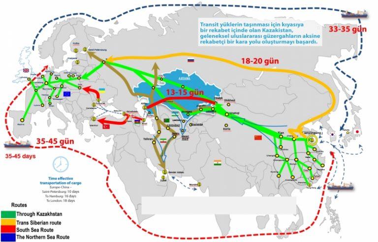 Kazakistan'dan 10 milyar dolarlık çağrı