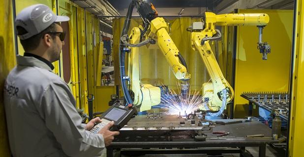 Robotlara 218.5 milyar dolar harcanacak