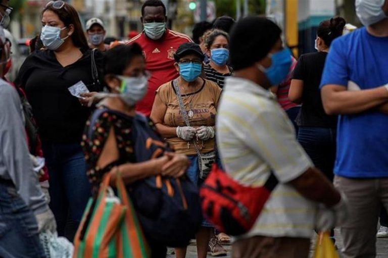 IMF'nin Pandemi Fonu'nun yüzde 62'sini Latin Amerika'ya verdi