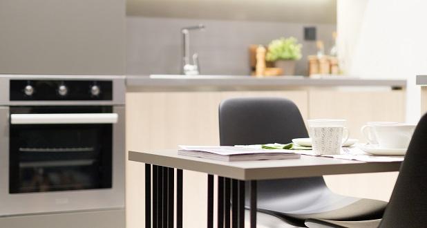 Mutfaklarda işlevselliğe önem verirken estetikten de ödün verilmemeli