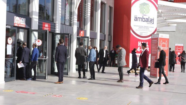 CNR Food İstanbul'da ticaret bir üst seviyeye taşındı
