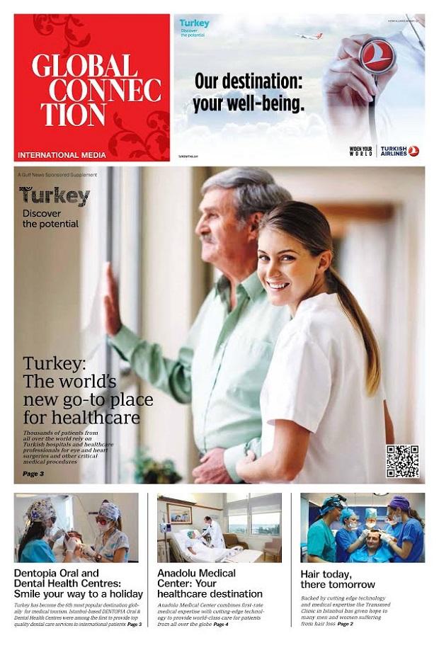 Sağlık turizmindegözler Türkiye'de