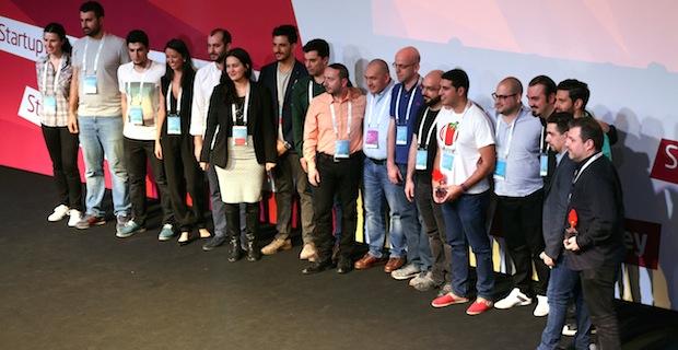 Startup Turkey Challenge 2016 kazananları belli oldu