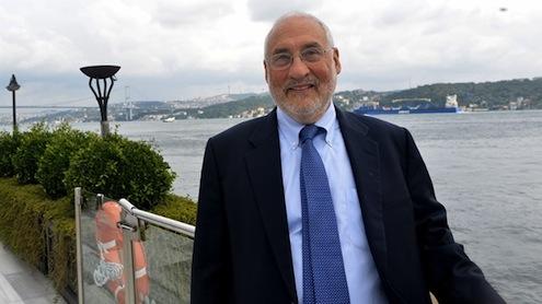 Nobel ödüllü ekonomist Prof. Dr. Joseph Stiglitz