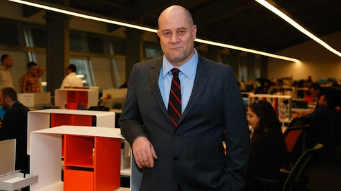 Turkcell Superonline Kurumsal Satış Direktörü Barbaros Özdemir