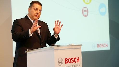 Bosch Türkiye Temsilcisi Steven Young