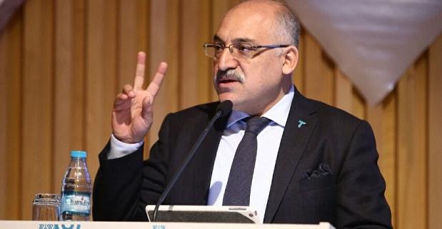 Beş kıtadan 700 iş insanı yarın İstanbul'da