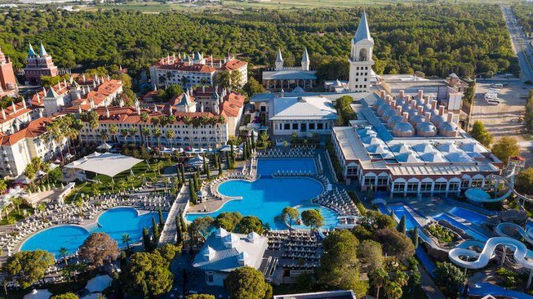 Swandor Hotels & Resorts – Topkapı Palace, Dünyanın En İyisi Seçildi