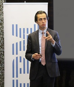 IBM Ortadoğu ve Afrika Yazılım Grubu Bulut Bilişim Çözümleri ve SaaS Lideri Gökhan Nalbantoğlu