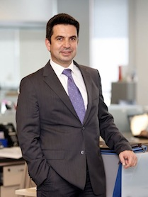 Turkcell Global Bilgi İnsan Kaynakları Genel Müdür Yardımcısı Ersin Aydın