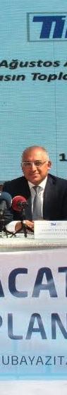 Türkiye İhracatçılar Meclisi (TİM) Başkanı Mehmet Büyükekşi, ucuz borçlanmada denizin bittiğini, Türkiye ekonomisinin ihracatla büyüyeceğini söyledi.