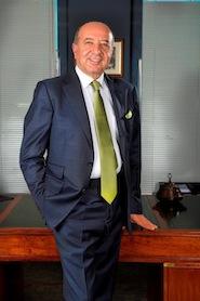 Doğan Holding İcra Kurulu Başkanı Yahya Üzdiyen