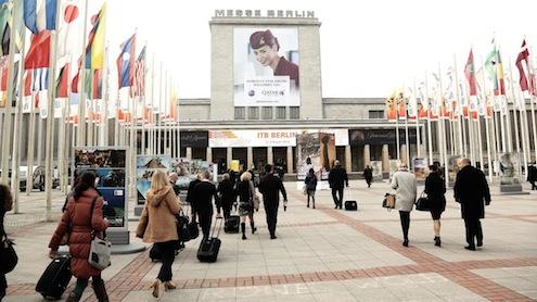 ITB Berlin 2014Messe Eingang Nord