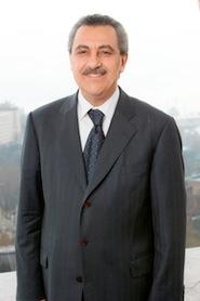 A&T Bank Genel Müdürü Sadek K.S. Abu Hallala