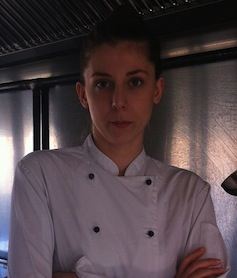 Plato Meslek Yüksek Okulu Aşçılık Bölüm Başkanı Ece Şener