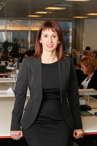 Turkcell Genel Müdür Yardımcısı Selen Kocabaş