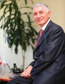 Uyumsoft Bilgi Sistemleri ve Teknolojileri AŞ Yönetim Kurulu Başkanı Mehmet Önder