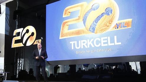 Turkcell Grup'un yılsonu hedefi yaklaşık 2 milyar TL'lik yatırım yaparak inovatif ürün ve servislerle büyümeyi sürdürmek.