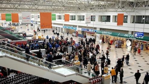 """2011 yılında Avrupa Havalimanları Birliği (ACI Europe) tarafından """"10 - 25 milyon yolcu"""" kategorisinde """"Avrupa'nın En İyisi"""" seçilen ICF Airports Antalya Havalimanı 2013 senesinde de vergi rekortmeni oldu."""