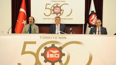 """İSO Başkanı Erdal Bahçıvan: """"Banka kredilerine başvuran şirketlerin finansman giderlerinin artması kaygı verici. Türkiye Kalkınma Bankası'nın daha işlevsel hale getirilerek sanayiciler için uygun finansman çözümleri oluşturmasına ihtiyaç var."""""""