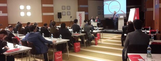 Uyumsoft, Endüstri 4.0, WebERP, CloudERP semineri yapıyor
