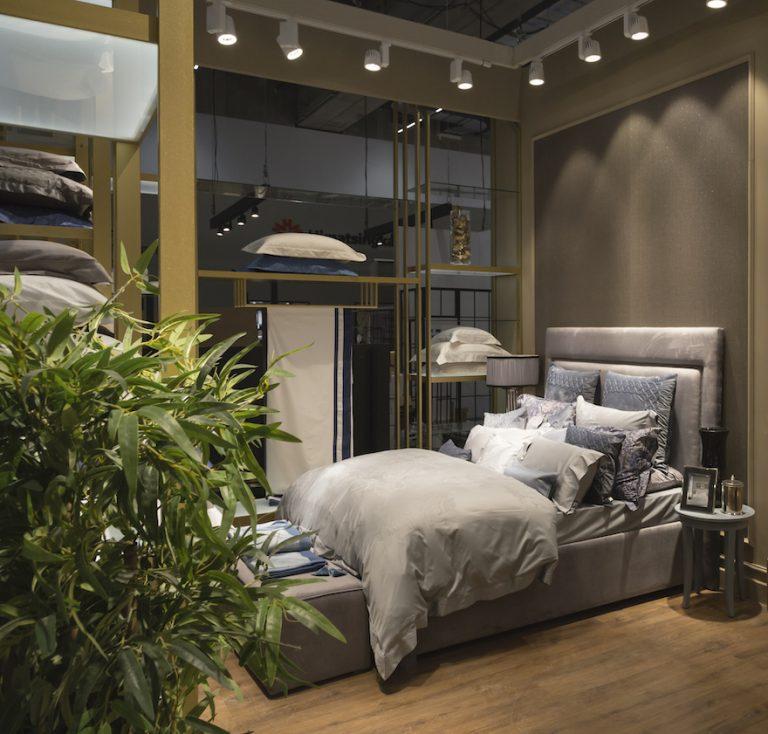 Zorlu Tekstil, dünyanın en önemli ev tekstili fuarı Heimtextile'de yenilikçi ürünlerini sergiledi