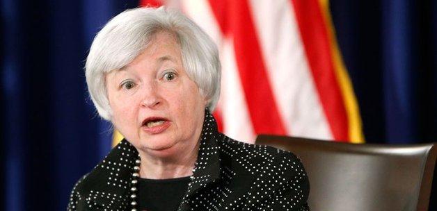 Fed faizleri değiştirrmiyor, Mart ayına sinyal veriyor… Yellen'a veda