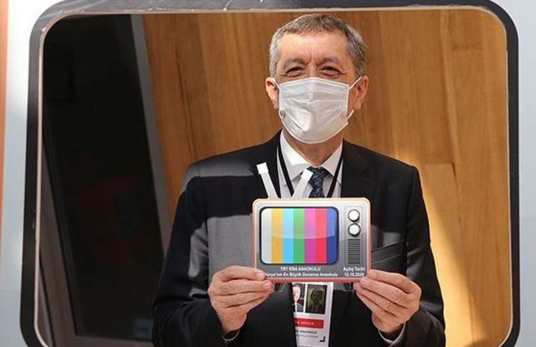 EBA TV Anaokulu açıldı