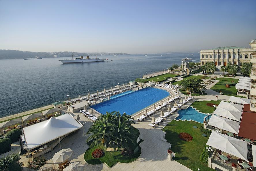 İstanbul'daki o otel Dünyanın En İyi 500 Oteli listesinde