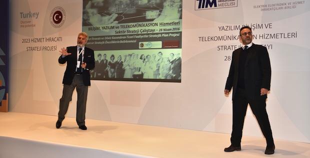 Yazılım Bilişim Telekomünikasyon sektörleri 2023 yılı için 15 milyar dolar ihracat hedefi koydu