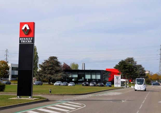 Renault Trucks, Lyon sahasının 100. yılını kutluyor