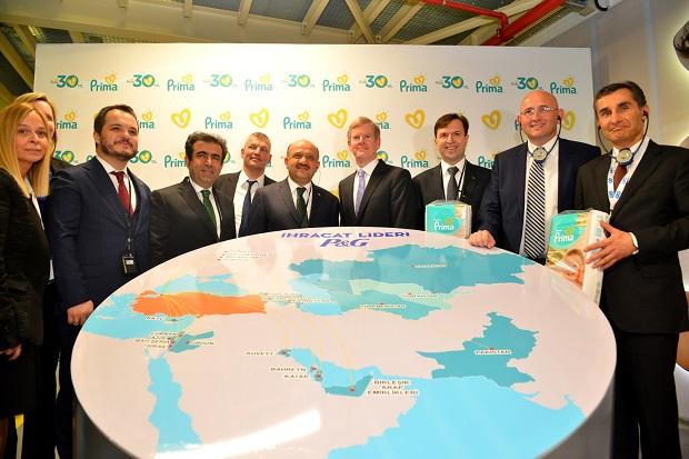 P&G Türkiye'den 30. yılında 250 milyon TL yatırım