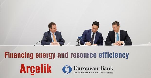 EBRD, 2020'de 1,7 milyar euro ile en büyük yatırımı Türkiye'ye yaptı