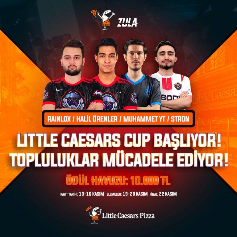 'LITTLE CAESARS CUP' BAŞLADI